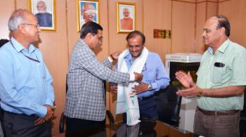 ICFRE  signs MoU with ICAR