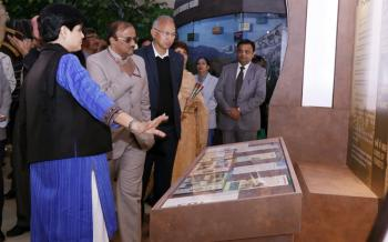 Inauguration of Renovated Silviculture museum at FRI Dehradun on 17-12-2018